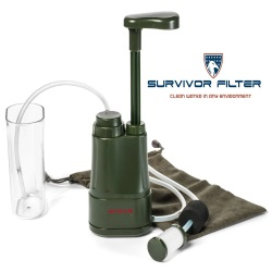 best portable water filter survivor filter pro