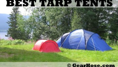 best tarp tents