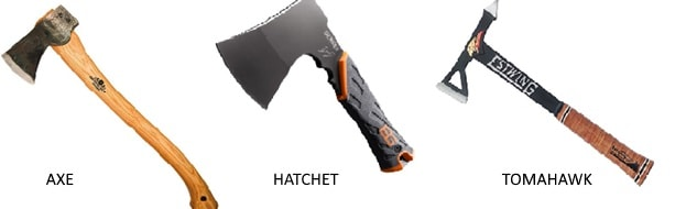 top 10 best axes hatchets and tomahawks for survival updated 2018
