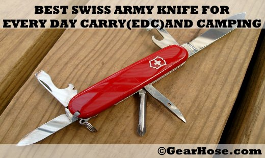 Top 10 Best Swiss Army Knife For Edc Camping And Survival