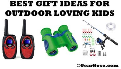 best gift ideas for outdoor loving kids