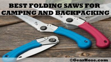 best folding saws for camping