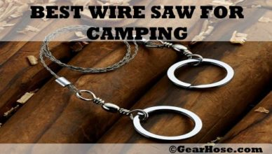 best wire saw for camping