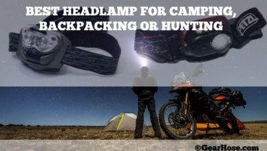 best headlamp for camping