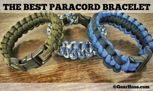 Top 11 Best Paracord Survival Bracelets