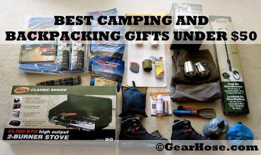 Best Camping And Backng Gifts Under 50