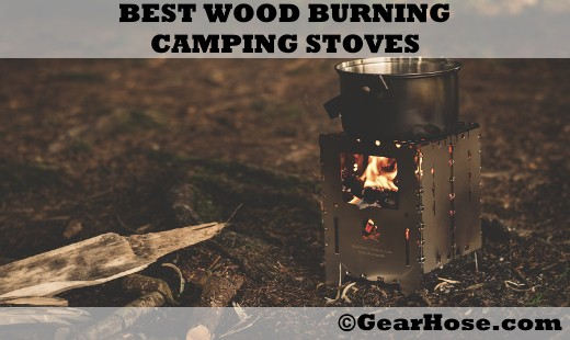 best wood burning camping stoves
