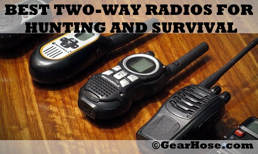 Top 10 best two-way radios for hunting and survival (Updated 2019)