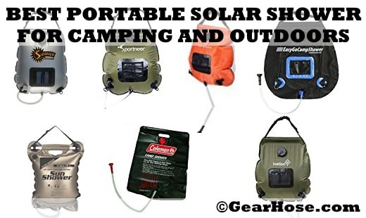 c054e35b726 Top 8 best solar shower for camping and outdoors (Updated 2019)