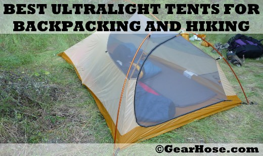 best ultralight tents for backpacking