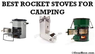 BEST ROCKET STOVES FOR CAMPING