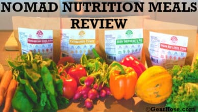 Nomad Nutrition Meals Review