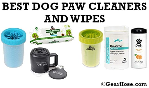 best dog paw cleaner