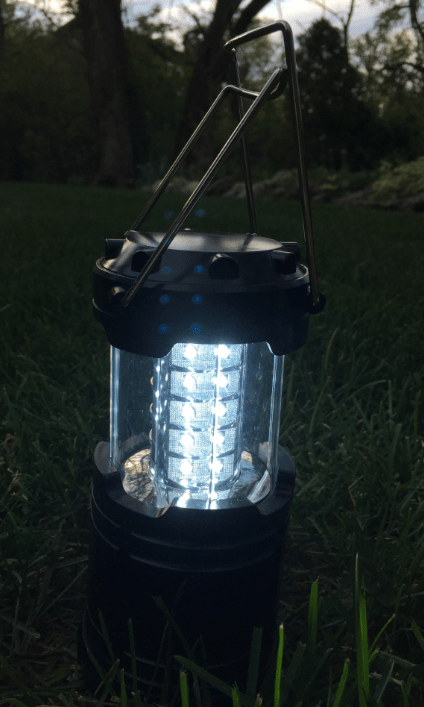 Vont Camping Lantern Light